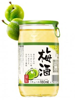 Vino de Ciruela Japonesa Umeshu 180 ml
