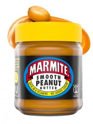 Crema de Cacahuete Suave | Marmite 225 grs.