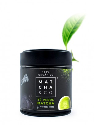 Té Matcha 100% Ecológico Premium | 30 grs.