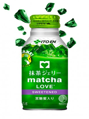 Té Verde Matcha Azucarado con Gelatina | Matcha Love Jelly Sweets 215 grs