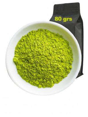 Té Verde Matcha Molido Especial Reposteria | 80 grs.