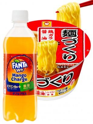 Menu DUO | Ramen Menzukuri & Soda de Fanta Funcional W | OFERTA