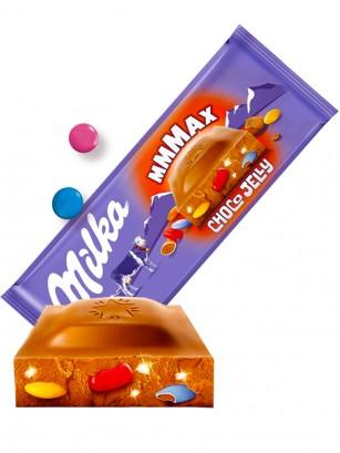 Chocolate Milka Choco Jelly y Peta Zetas 250 grs.