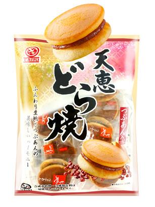 Mini Dorayakis de Crema de Azuki | Pack 160 grs
