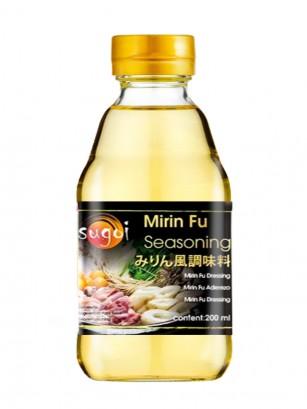 Aderezo Mirin Fu para Cocinar | 200 ml.
