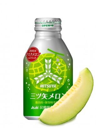 Soda Mitsuya Sparkling Melon | Botella de Aluminio 300 ml.
