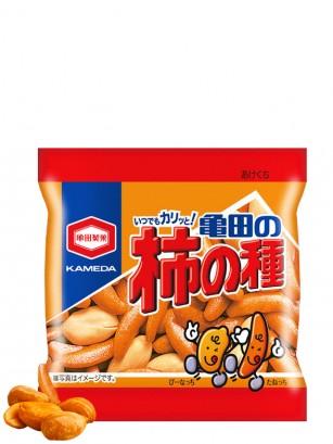 Mix de Snack de Arroz Senbei y Cacahuetes Pocket 33 grs.