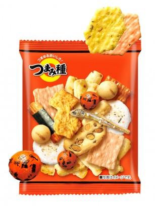 Mix de Snacks de Arroz Senbei Delicias Japonesas Pocket 22 grs.