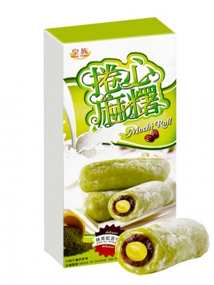Mochis Cake Roll Cream de Matcha y Azuki | Milky & Love | Premium