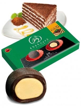 Mochis de Chocolate y Crema de Tiramisú 87 grs.