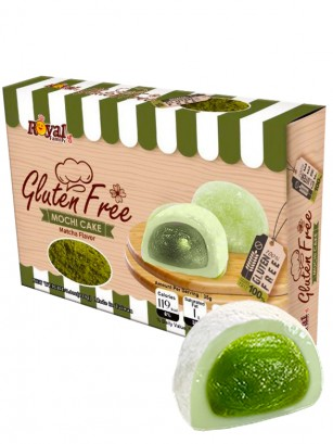 Mochis Daifuku de Té Verde Matcha | Sin Gluten | 210 grs.