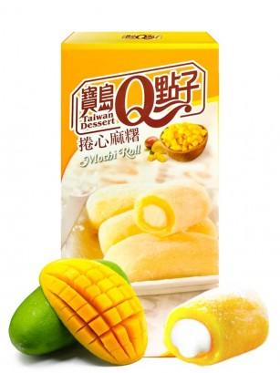Mochis Cake Roll Cream de Mango | Milky & Love
