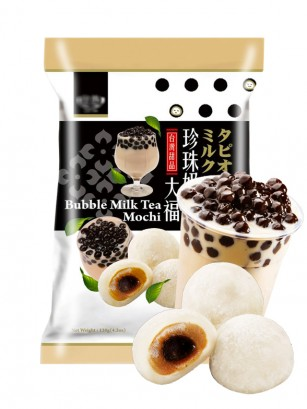 Mochis de Bubble Milk Tea | 120 grs