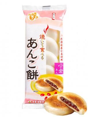 4 Mochis de Azuki para Hornear | 120 grs. Usagi Mochi