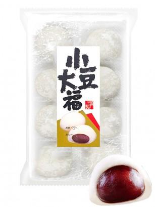 Pack Mochis Japoneses rellenos Daifuku de Crema de Azuki