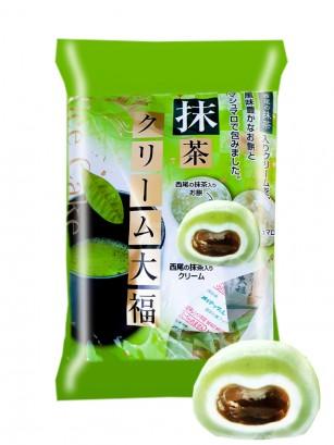 Daifuku Mochis de Té Verde Matcha con Nube | 88 grs.