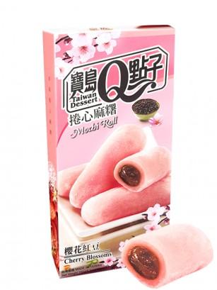 Mochis Cake Roll de Sakura y Azuki | Premium 150 grs