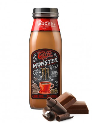 Monster Caffé Mocha | USA 405 ml