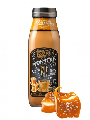 Monster Caffé Salted Caramel | USA 405 ml