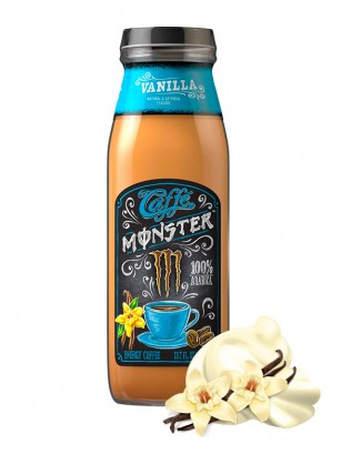 Monster Caffé Vanilla | USA 405 ml
