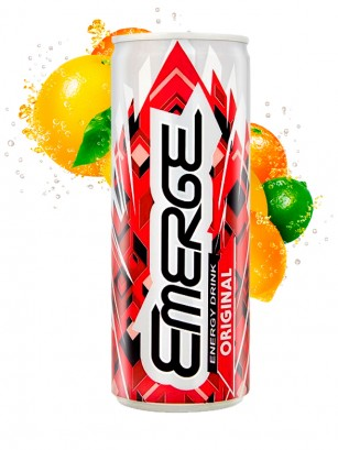 Bebida Energética Emerge Original | 250 ml.