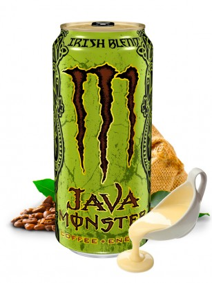 Monster Java Irish Blend | USA 443 ml