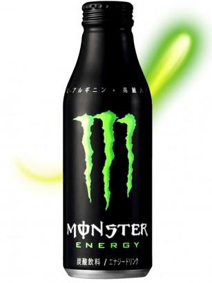 Monster Energy Japonesa | Botella de Aluminio 500 ml.