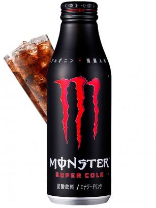 Bebida Energética Monster Japonesa Exclusiva Super Cola 500 ml.