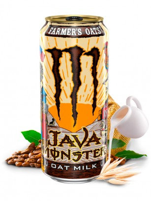Monster Java Farmer's Oats | USA 443 ml