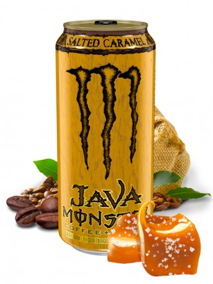Monster Java Salted Caramel | USA 443 ml