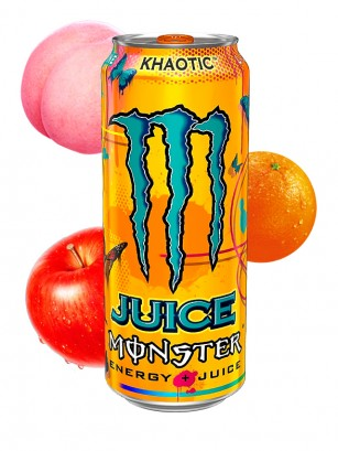 Monster Juice Khaotic | USA 473 ml