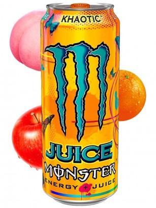 Bebida Energética Monster Juice Khaotic | USA 473 ml
