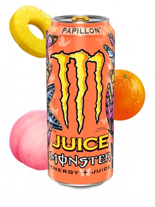 Monster Juice Papillon | USA 473 ml
