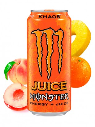 Monster Juice Khaos | USA 473 ml