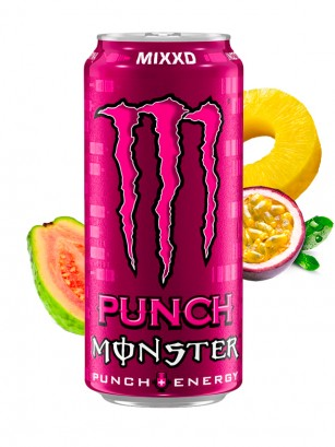 Monster MIXXD Punch | Polish Stempel 500 ml