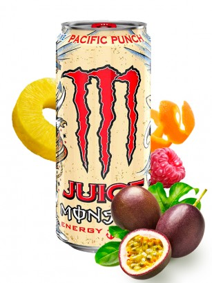 Monster Pacific Punch | USA 473 ml