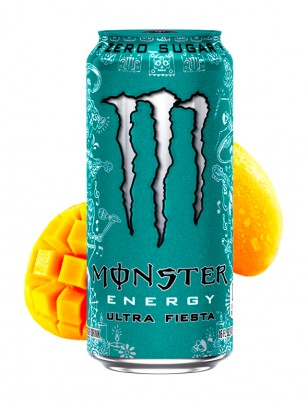 Monster ZERO Ultra Fiesta | 500 ml.