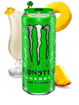 Monster Ultra Paradise ZERO SUGAR | USA 473ml.