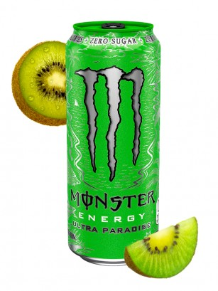 Monster Ultra Paradise ZERO SUGAR | USA 473ml. | Pedido GRATIS!
