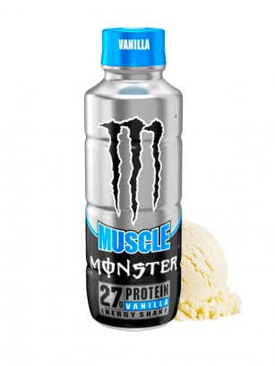 Monster Muscle Vainilla | USA 444 ml