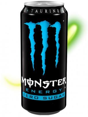 Bebida Energética Monster Energy | ZERO SUGAR 500 ml.