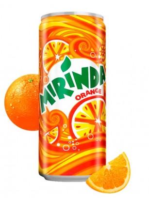 Refresco Naranja | Mirinda 330 ml.