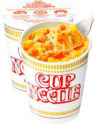 Nissin Cup Noodles Original Pollo 64 grs.