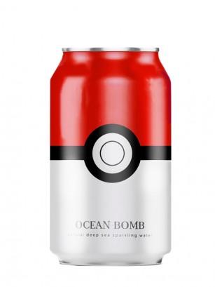 Agua Soda Menta | New Edición Pokemon 330 ml