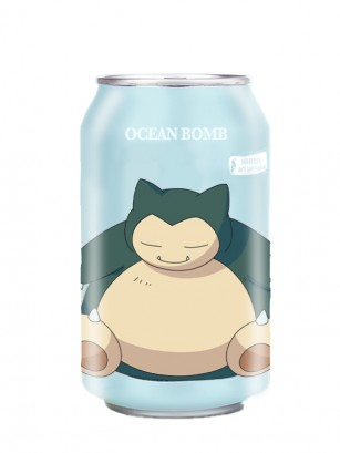 Agua Soda Sabor Uva | New Edición Pokemon 330 ml