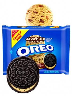 Oreo Moka Java Chip | Family Size  482 grs