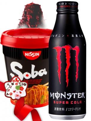DUO Yakisoba & Monster Cola Beast | Top Hits Gift Selection