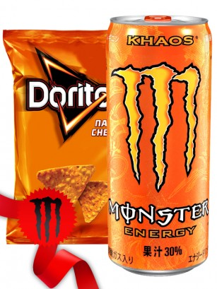 Monster Khaotic & Doritos Nacho | Top Hits Gift Selection