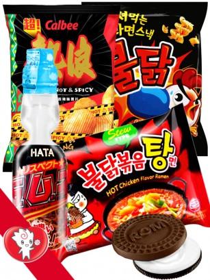 JAPONSHOP TREAT Menú Picante Individual PackBox | Pedido GRATIS!