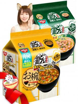JAPONSHOP TREAT Ramen Donburi Kitsune Gift | Pedido GRATIS!